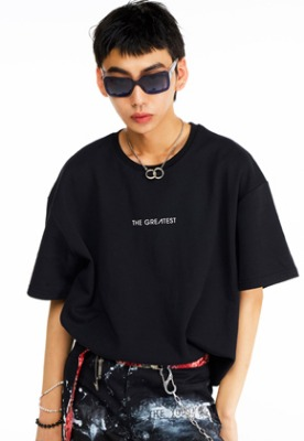 GT19SUMMER 05 LOGO T-Shirt BLACK