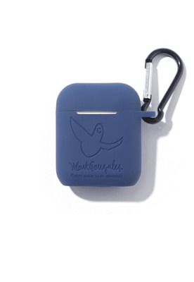 M/G ANGEL AIRPODS CASE NAVY
