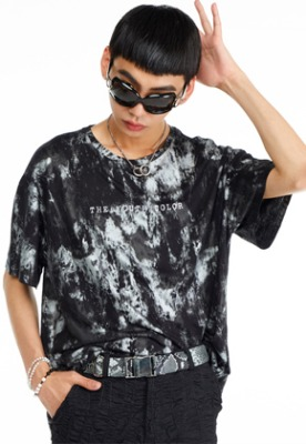 GT19SUMMER 07 Youth Color T-Shirt BLACK