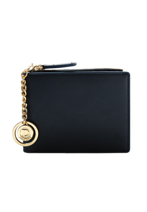 Coin Half wallet  - Navy