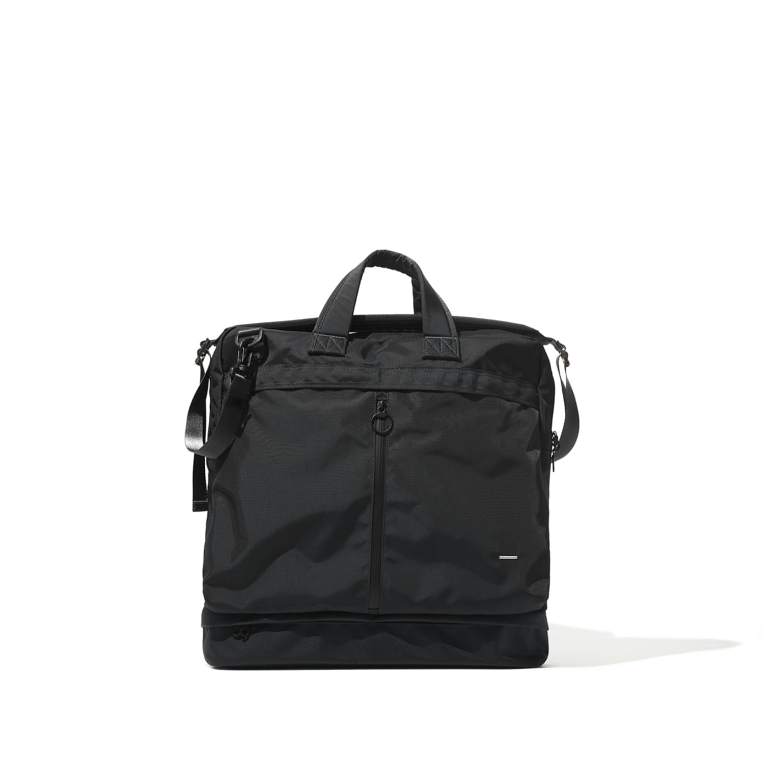 WORTHWHILE MOVEMENT월스와일 무브먼트 PCV 4 BAG (BLACK) Cordura ballistic