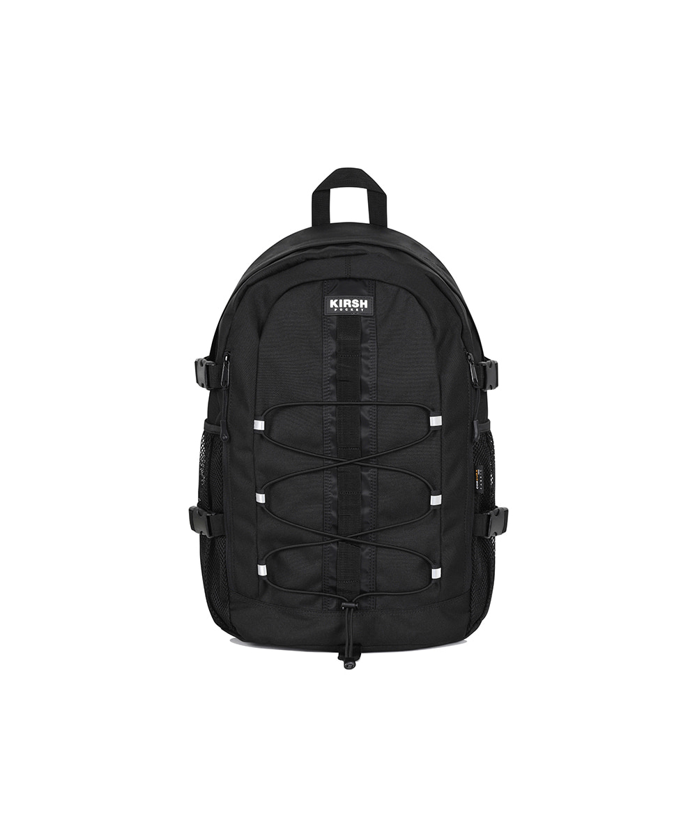 KIRSH키르시 [당일발송] KIRSH POCKET STRING BACKPACK KS [BLACK]