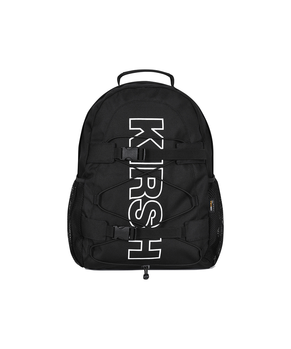 KIRSH키르시 [당일발송] KIRSH POCKET SPORTS BACKPACK KS [BLACK]