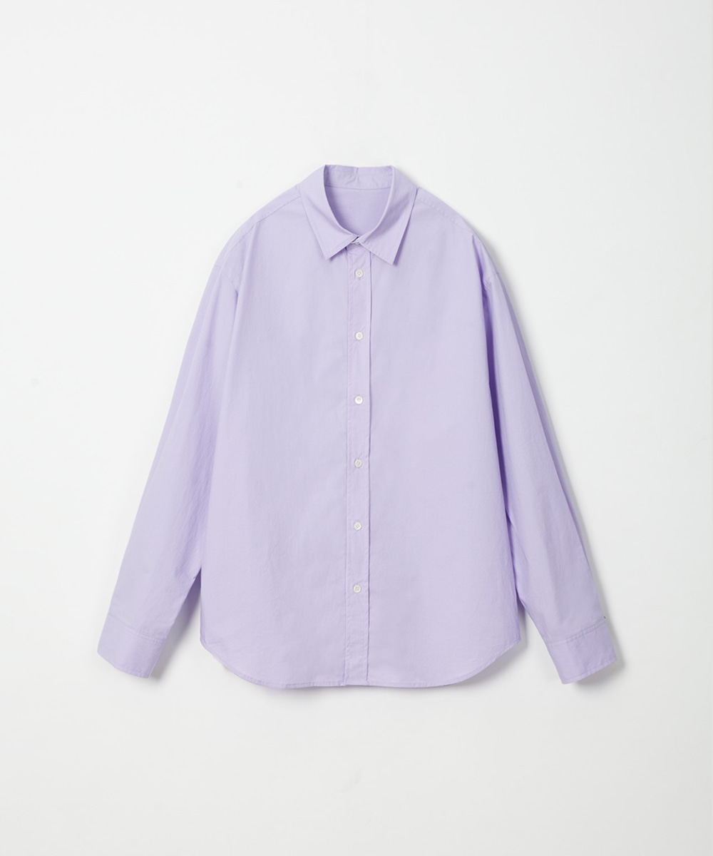 MATISSE THE CURATOR마티스 더 큐레이터 Collector Shirts Purple